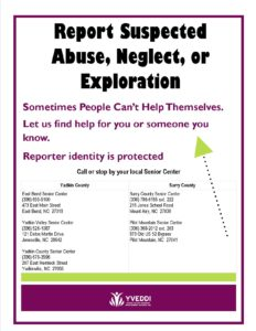 Suspected Abuse flyer 8-2016